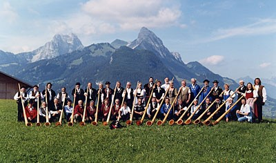 The Swiss Alphorn School