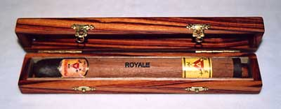Cigar Case by Rocky Mountain Alphorns